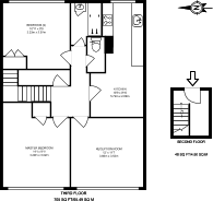 Large floorplan for Castle Road, Camden, NW1