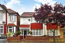 Chandos Road, East Finchley