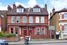 Hitherfield Road, Streatham Hill
