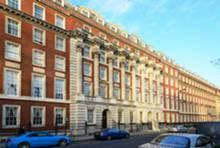Grosvenor Square, Mayfair