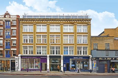 View full details for Curtain Road, Shoreditch, EC2A