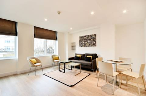 View full details for Rosebery Avenue, Clerkenwell, EC1R