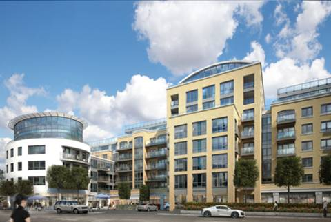 Example image. View full details for The Kew Bridge Apartments, Brentford, TW8