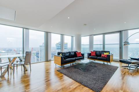 View full details for Landmark East Tower, Canary Wharf, E14