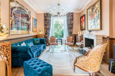 View full details for Scarsdale Villas, Kensington, W8