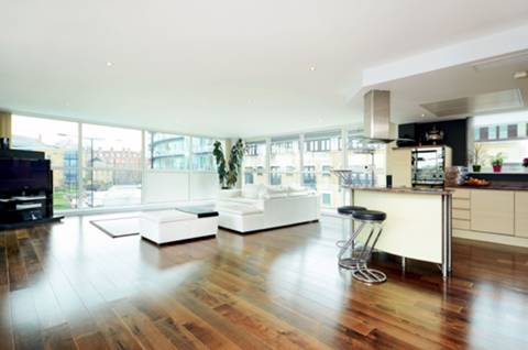 View full details for Cinnabar Wharf West, Wapping, E1W