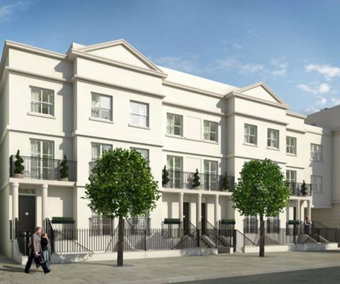 Example image. View full details for St Peters Place, Ravenscourt Park, W6