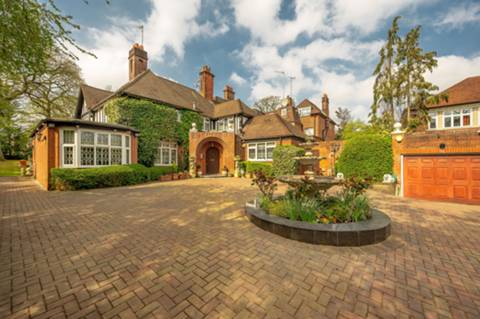 View full details for The Bishops Avenue, Hampstead, N2
