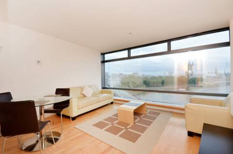 View full details for Parliament View Apartments, Vauxhall, SE1