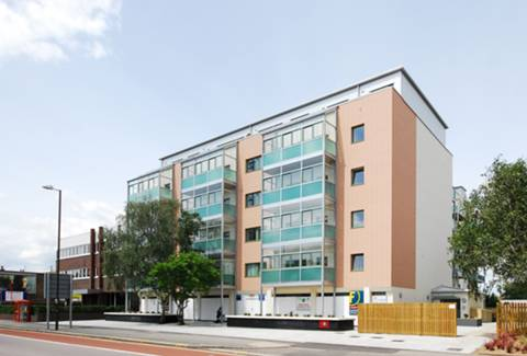 View full details for Bellevue Apartments, Hounslow, TW3