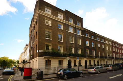 View full details for Connaught Square, Hyde Park Estate, W2