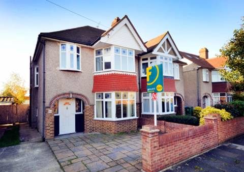 View full details for Ryecroft Avenue, Whitton, TW2