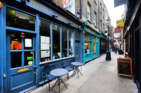 View full details for Artillery Passage, Spitalfields, E1