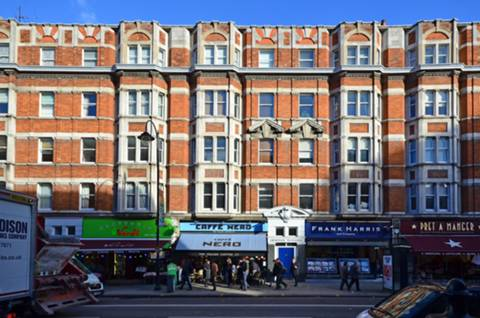 View full details for Ormonde Mansions, Bloomsbury, WC1B