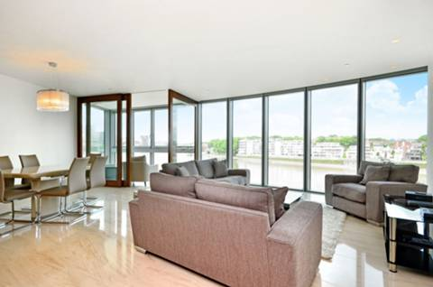 View full details for One St George Wharf, Vauxhall, SW8