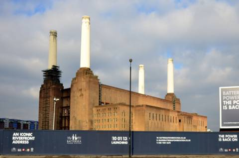 Example image. View full details for Battersea Power Station, Nine Elms, SW8
