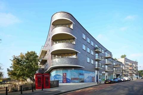 Example image. View full details for Alfred Court, West Hampstead, NW6