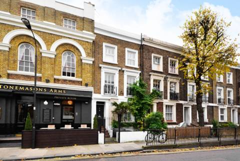 View full details for Cambridge Grove, Hammersmith, W6