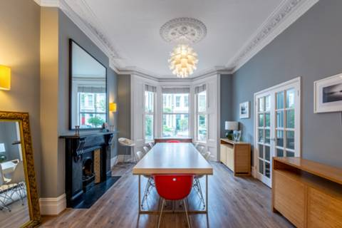 View full details for Weltje Road, Chiswick, W6