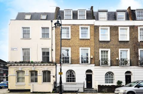 View full details for Arlington Road, Camden, NW1