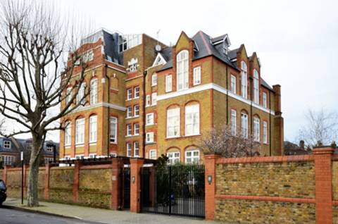 View full details for Thackeray Road, Diamond Conservation Area, SW8