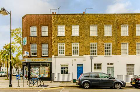 View full details for St Peters Street, Angel, N1