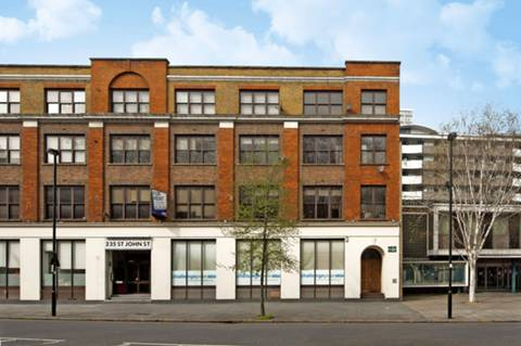 View full details for St John Street, Islington, EC1V