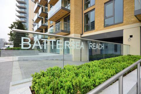 Example image. View full details for Battersea Reach, Battersea, SW18