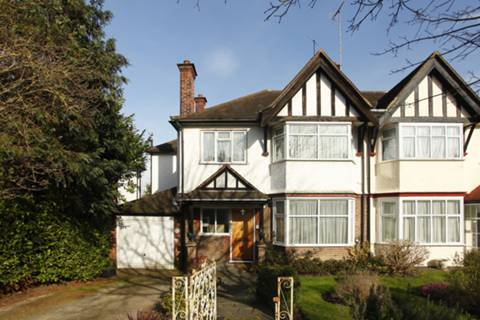 View full details for Alberon Gardens, Temple Fortune, NW11