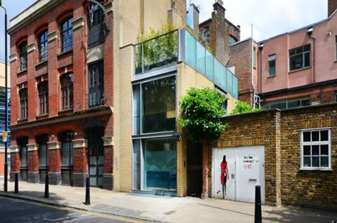 View full details for Club Row, Shoreditch, E2