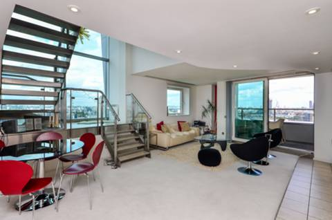 View full details for The Penthouse, The Perspective, Waterloo, SE1