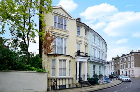 View full details for Chalcot Crescent, Primrose Hill, NW1