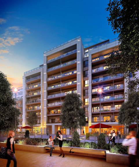Example image. View full details for Beaufort Park, Colindale, NW9