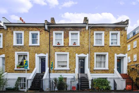 View full details for Southcombe Street, Brook Green, W14