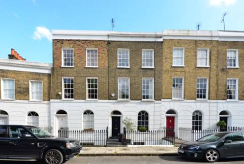 View full details for Burgh Street, Angel, N1