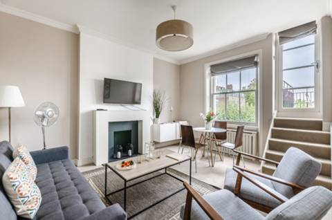 View full details for Cromwell Crescent, Earls Court, SW5