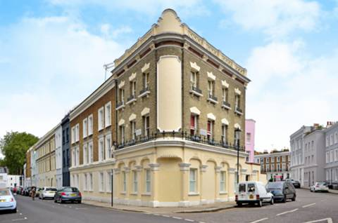 View full details for Penzance Place, Clarendon Cross, W11