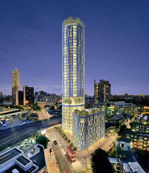 Example image. View full details for Sky Gardens, Nine Elms, SW8