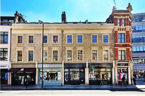 View full details for Whitechapel High Street, Aldgate, E1