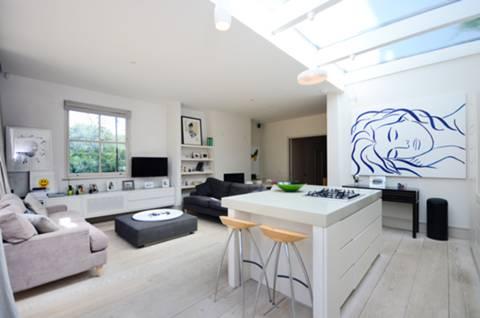 View full details for Garden Flat, St Marks Road, North Kensington, W10