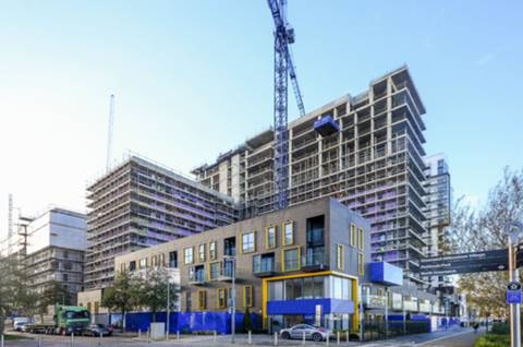 Example image. View full details for Platinum Riverside, Greenwich, SE10
