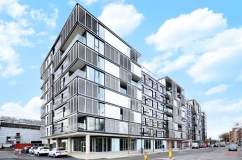 View full details for York Way, King's Cross, N1C