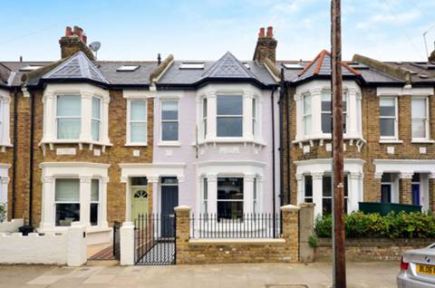 View full details for Bridgman Road, Acton Green, W4