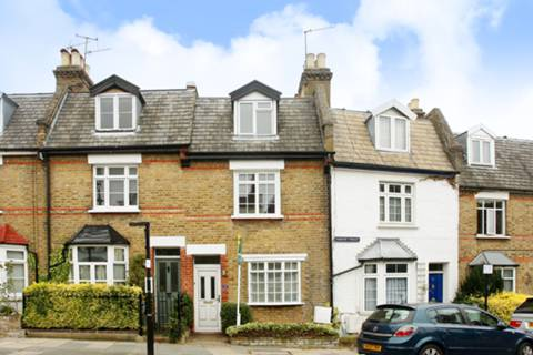 View full details for Compton Terrace, Winchmore Hill, N21