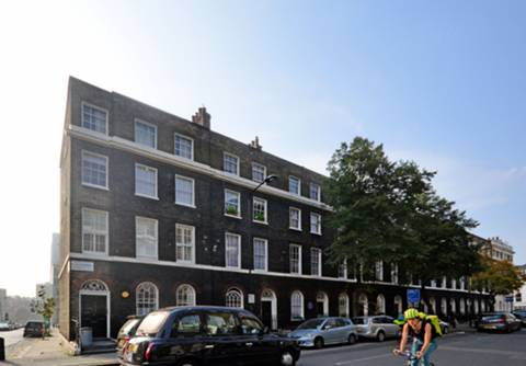 View full details for Calthorpe Street, Clerkenwell, WC1X