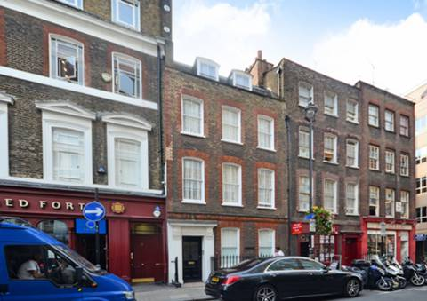 View full details for Dean Street, Westminster, W1D