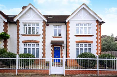 View full details for Rusthall Ave, Chiswick, W4