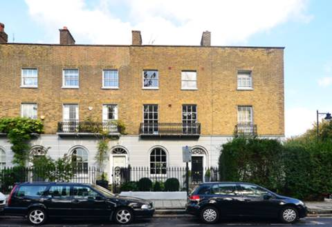 View full details for St Pauls Road, Islington, N1