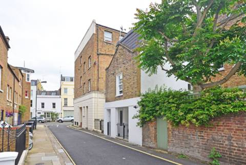 View full details for Ceylon Road, Brook Green, W14