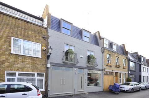 View full details for Ruston Mews, Notting Hill, W11